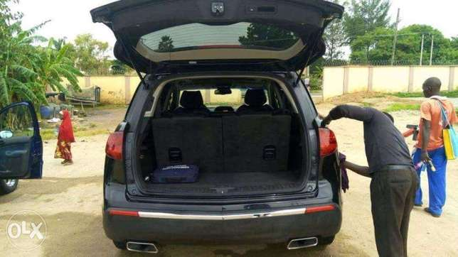 Direct Tokunbo Lagos cleared Acura mdx 2011 model(Full Option) Lagos Mainland - image 7