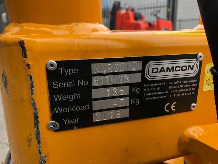 Damcon  KLR-300 ST Kluitenrooier - 2018 - image 3