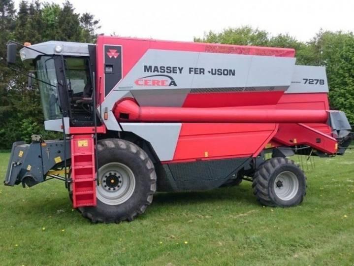 Massey Ferguson 7278 mejet. - 2007