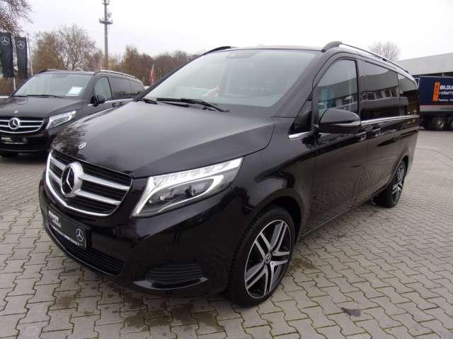 Mercedes-Benz V 220d  Edition, Leder, Comand, Distr., 360 Bluetooth Navi LED Vollleder Klima Einparkhilfe el. Fenster - 2018 - image 2