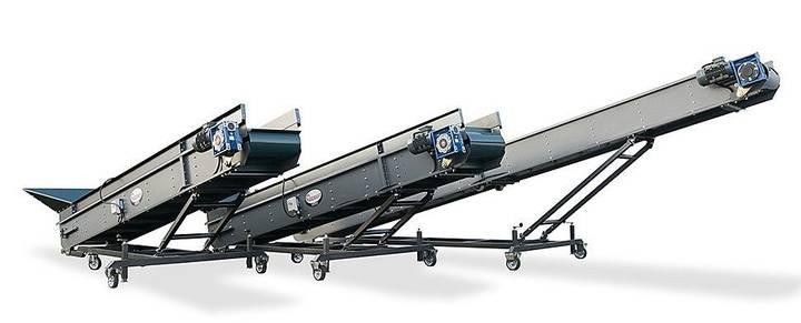 New podemnyy 4,5,6 m conveyor