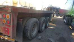 Triaxle for sale