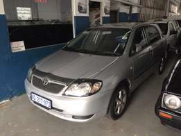 Toyota runx 160RT for sale