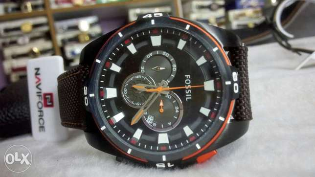 Fossil watch Lanet - image 2