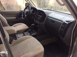 Very Clean Mitsubishi Montero for Quick Sale