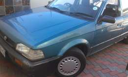 `mazda 323 no accident 1999 model 1.6 for sale R25,000