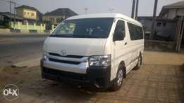 Mint 2015 toyota hiace for sale