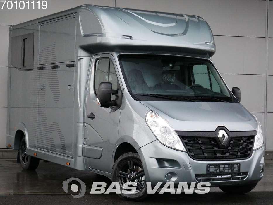 Renault Garage Eindhoven : Продается renault master dci paardenwagen