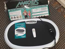 Maxxus exercise machine
