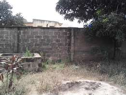 A plot of land for sale at NSPMC cooperativ villa ajah for only N50m