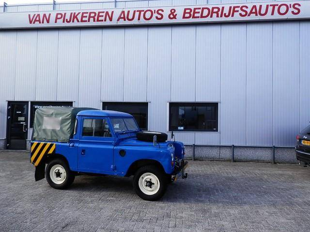 Rover land  88 pick up serie 3 - 1973
