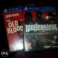 Wolfenstein the new Order and Old blood