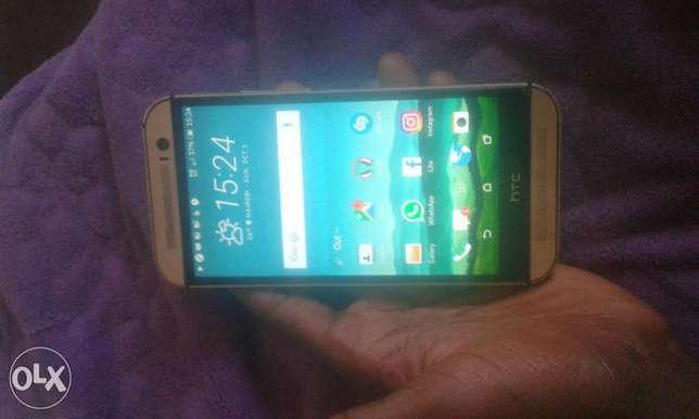 Htc one M8..am selling it to upgrade or trade is acceptable with iPhon Nairobi CBD - image 1