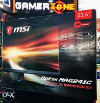 Msi gaming monitors 24inch 144hz now Available at gamerzone
