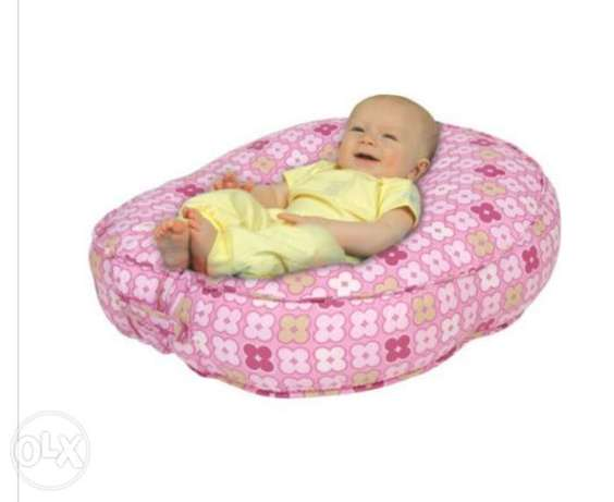 Baby play mat, nursing pillow, and lounger Aba - image 7