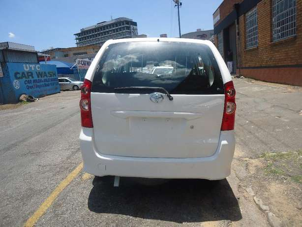 2009 Toyota Avanza 1.3 Available for Sale Johannesburg - image 4