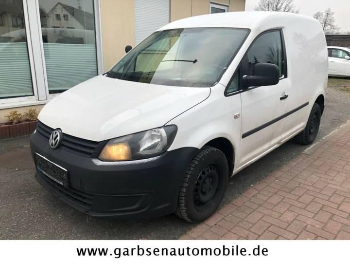 Volkswagen Caddy 1.6 TDI Kasten EcoProfi +EINPARKHILFE - 2014