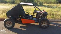 ATV / Pipe car with 1.5 Turbo Hyundai engine