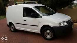 Caddy panel van for sale