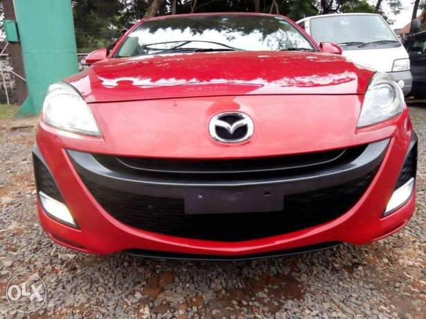 Mazda Axela Newshape, Red, Year 2010, 1500cc auto Hurlingham - image 7