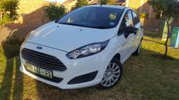 2014 Ford Fiesta 1.4 Ambiente (mint condition)