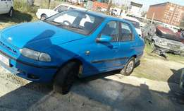 fiat siena 1.6 16 v 2002 for spares stripping for spares