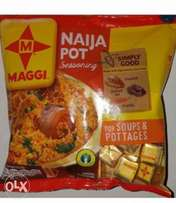 Maggi bottom pot