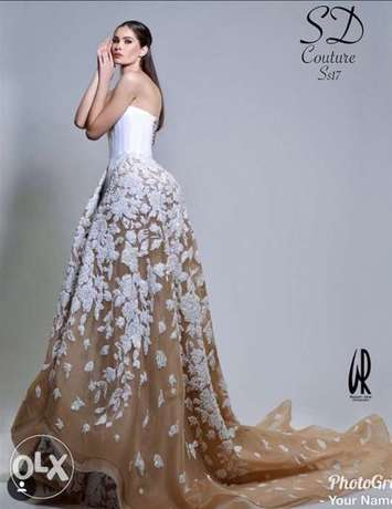 SSD18-Reserve your Own Wedding Gown(1,500 to 3,500 USD)