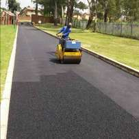 Tar surfacing experts