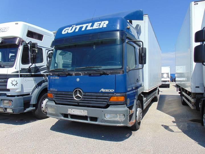 Mercedes-Benz 1223 ATEGO /EURO 3 - 2000