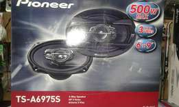 "Pioneer 6""×9"" double car speaker"