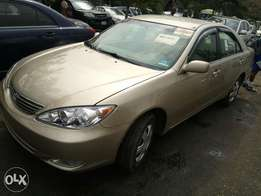2006 Toyota Camry LE For N1.8Million