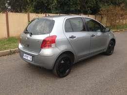 2011 Toyota Yaris T1 Hatchback 5Drs Available For Sale.