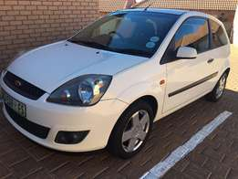 Ford fiesta 1.6 tdci trend 3 door