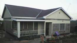 3 bdrm bungalow new house on sale maguguni on sale asking 4.2m ne