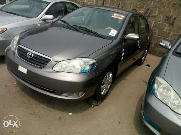 Foreign used 2006 Toyota corolla. Direct tokunbo Apapa - image 3