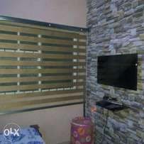 sales of wallpapers and window blinds in Benin city