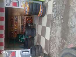 Tyres (All types)