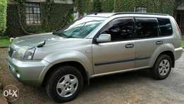 barely used Nissan xtrail