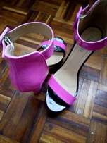 Forever 21 Wedge shoes size 42 (size 8)