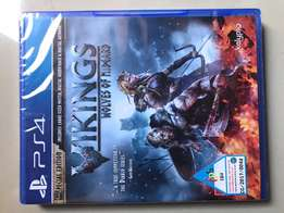 vikings for ps4 sealed special edition
