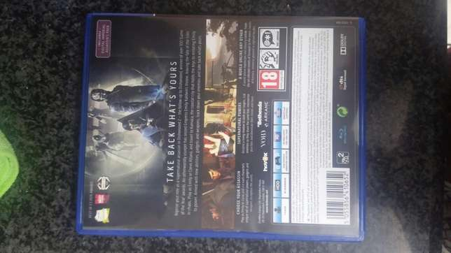 Dishonored 2 Ps4 Richards Bay - image 3