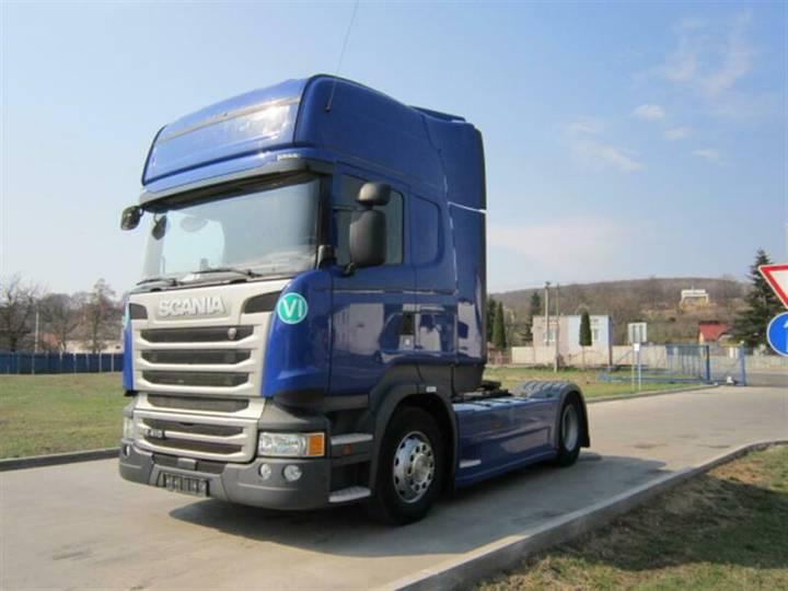Scania R 410 LA4x2MLA - 2016