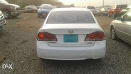 Honda Civic with DVD Rivars camera vacation