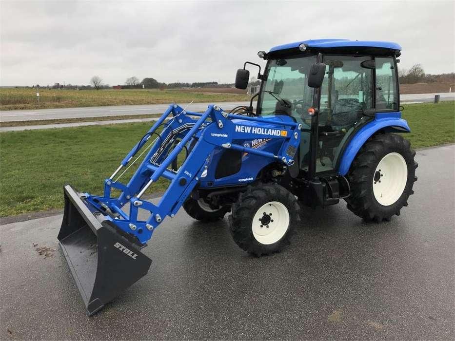 New Holland Boomer 50 Gen  Ii - 2018 for sale | Tradus