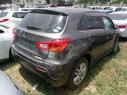 Mitsubishi RVR Grey colour 2010 model KCN number Loaded with alloy