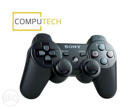Sony DualShock 3 Wireless Controller (Black)
