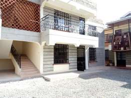 Spacious 2 bedroom house to let at Utawala