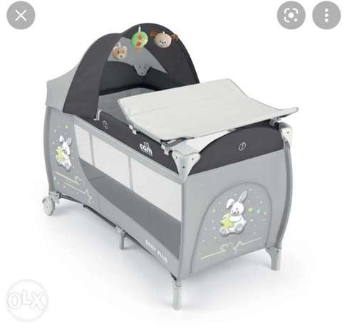 Baby crib - Made In Italy - CAM brand- very good condition
