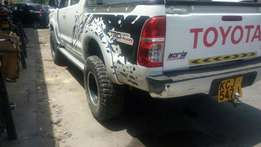 Toyota hilux doublecabin
